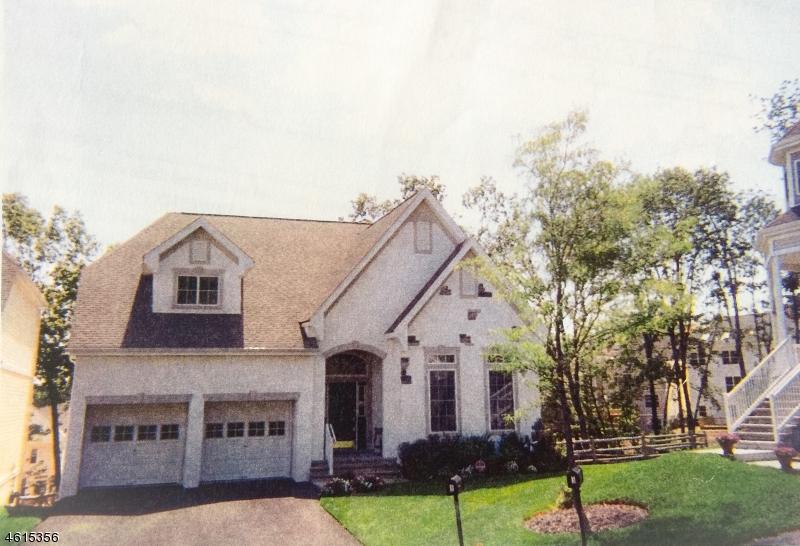 独户住宅 为 销售 在 1 Winding Ridge 奥克兰, 07436 美国