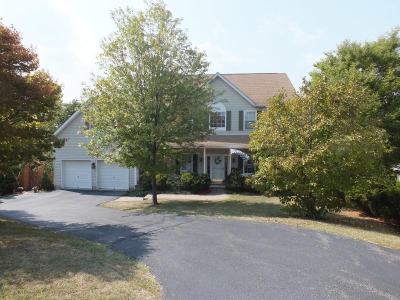 Частный односемейный дом для того Продажа на 12 Skyview Drive Rockaway, Нью-Джерси 07866 Соединенные Штаты