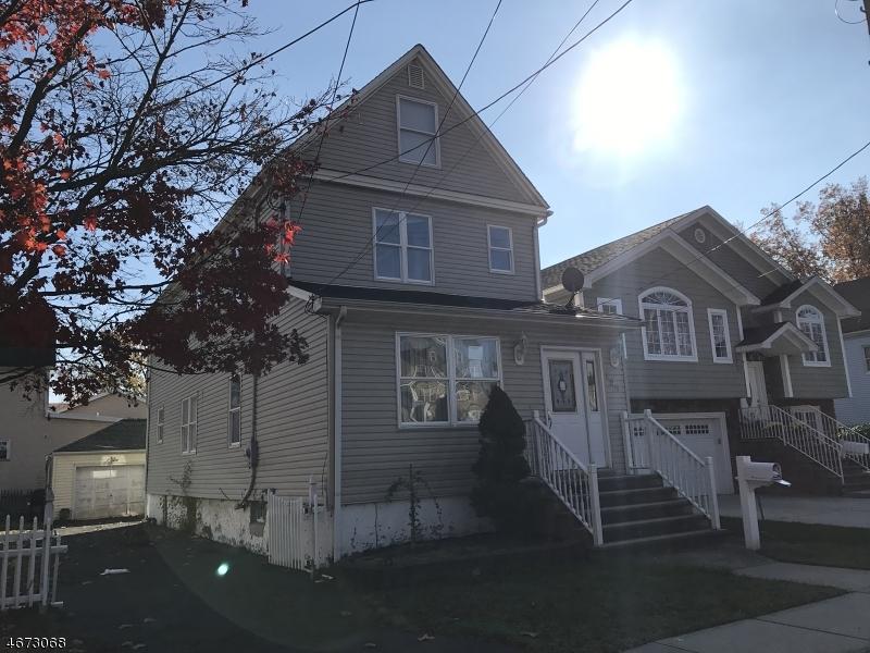 Частный односемейный дом для того Продажа на 284 W Webster Avenue Roselle Park, Нью-Джерси 07204 Соединенные Штаты