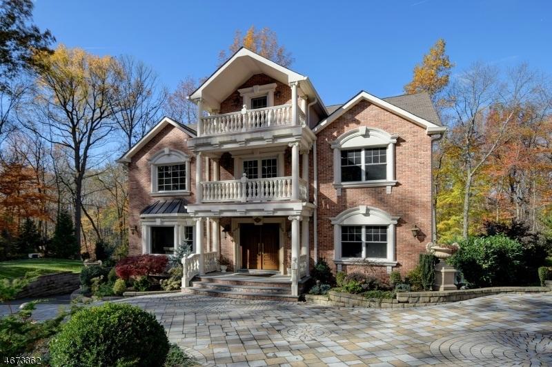 Частный односемейный дом для того Продажа на 16 Unami Lane Scotch Plains, 07076 Соединенные Штаты