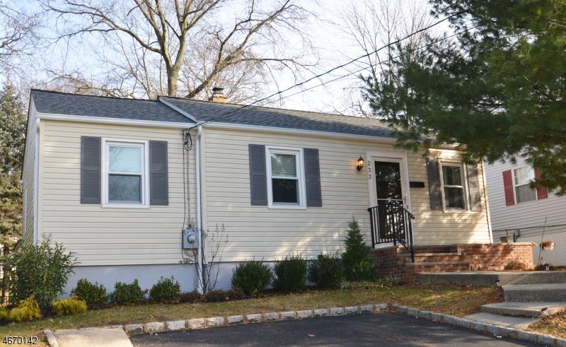 Частный односемейный дом для того Аренда на 232 Livingston Avenue New Providence, Нью-Джерси 07974 Соединенные Штаты