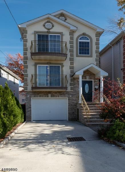 Частный односемейный дом для того Аренда на 470 Lidgerwood Avenue Elizabeth, 07202 Соединенные Штаты