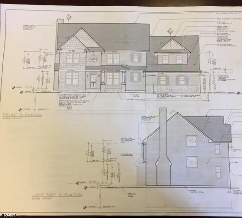 Частный односемейный дом для того Продажа на 9 MOOSEPAC Lane Oak Ridge, 07438 Соединенные Штаты