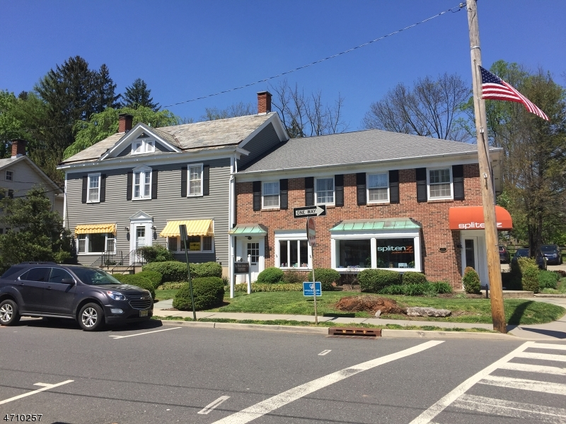 Commercial for Sale at 21-23 E MAIN Street 21-23 E MAIN Street Clinton, New Jersey 08809 United States