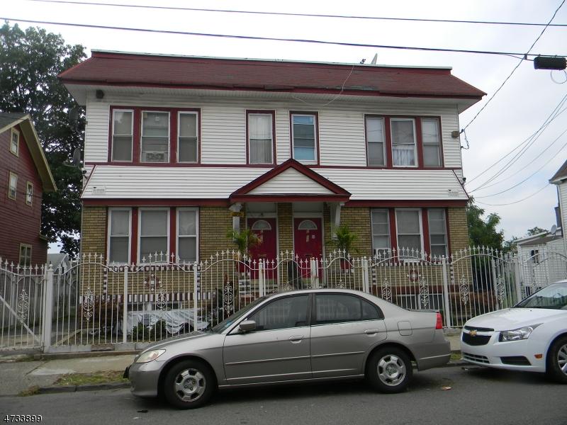 Maison unifamiliale pour l à louer à 213 MAPLE Avenue Irvington, New Jersey 07111 États-Unis