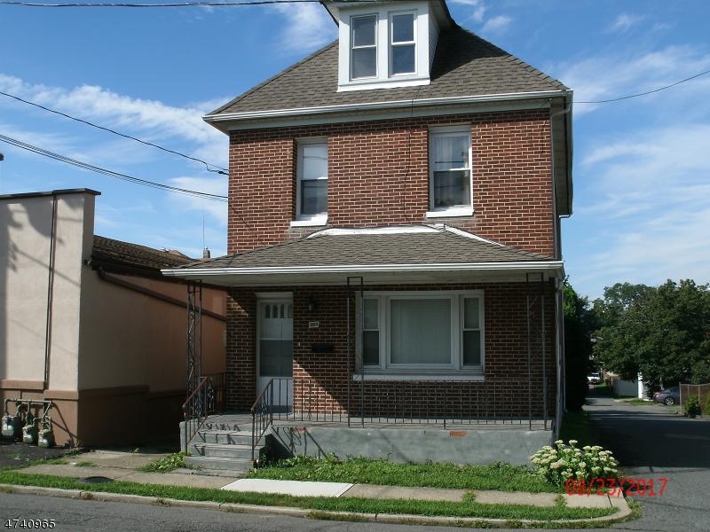 Casa Unifamiliar por un Alquiler en 664 Columbus Avenue Phillipsburg, Nueva Jersey 08865 Estados Unidos