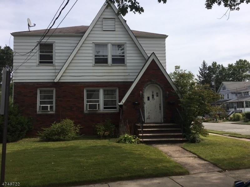 Частный односемейный дом для того Аренда на 162 Summit Avenue Lyndhurst, Нью-Джерси 07071 Соединенные Штаты