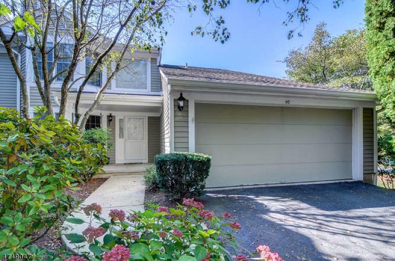 Частный односемейный дом для того Продажа на 110 Westview Lane Bedminster, Нью-Джерси 07921 Соединенные Штаты