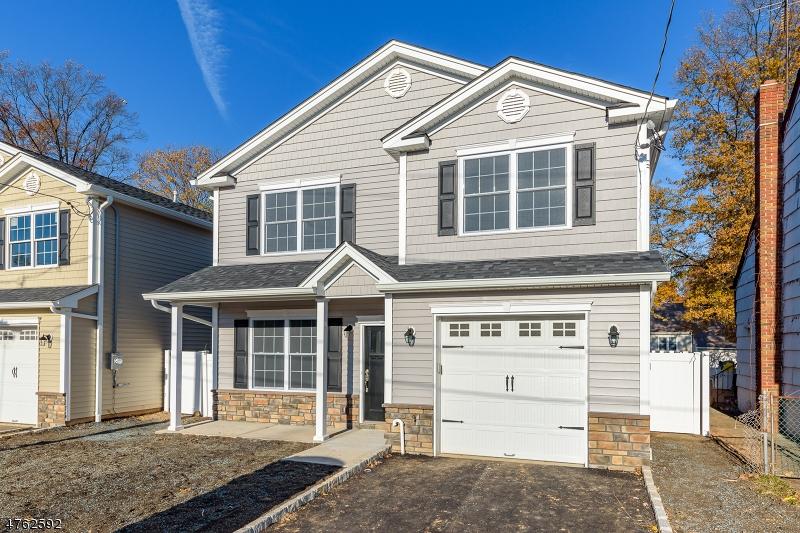 Casa Unifamiliar por un Venta en 600 Harrison Place 600 Harrison Place Linden, Nueva Jersey 07036 Estados Unidos