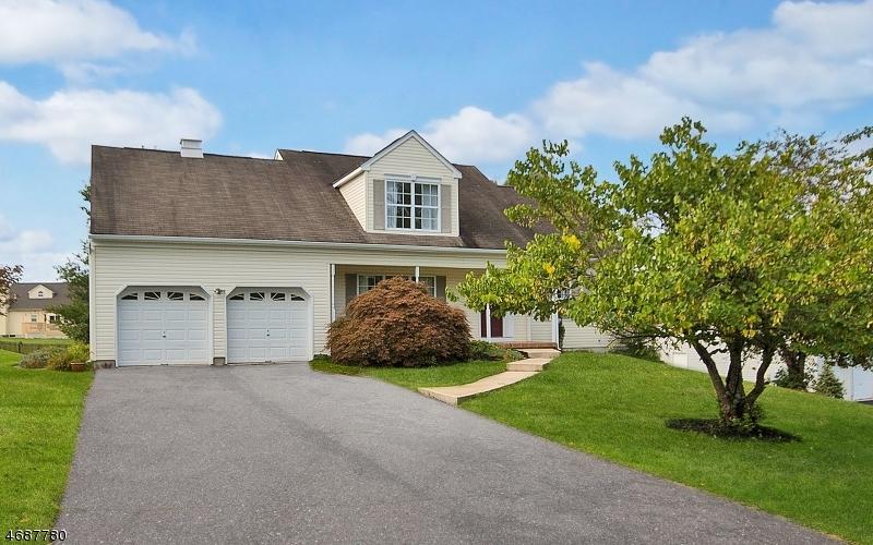 Частный односемейный дом для того Продажа на 4 Robeson Ridge Oxford, Нью-Джерси 07863 Соединенные Штаты