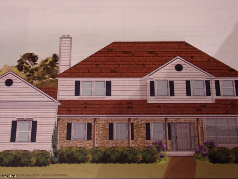 Maison unifamiliale pour l Vente à 10 Highlands Way Lopatcong, New Jersey 08865 États-Unis