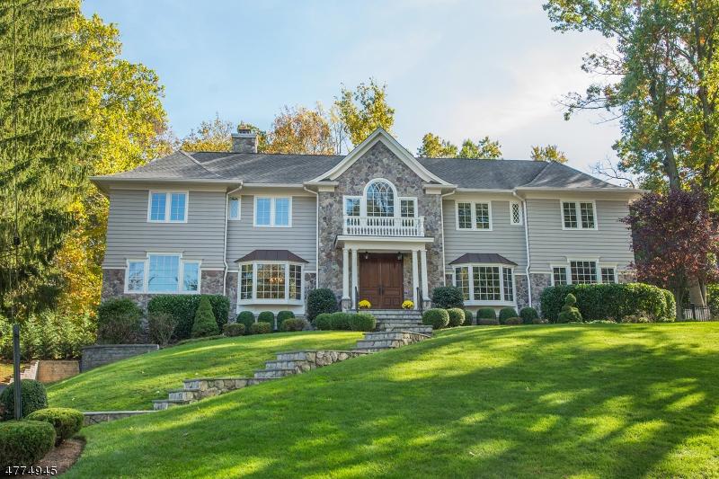 Casa Unifamiliar por un Venta en 15 LEE TERRACE Millburn, Nueva Jersey 07078 Estados Unidos