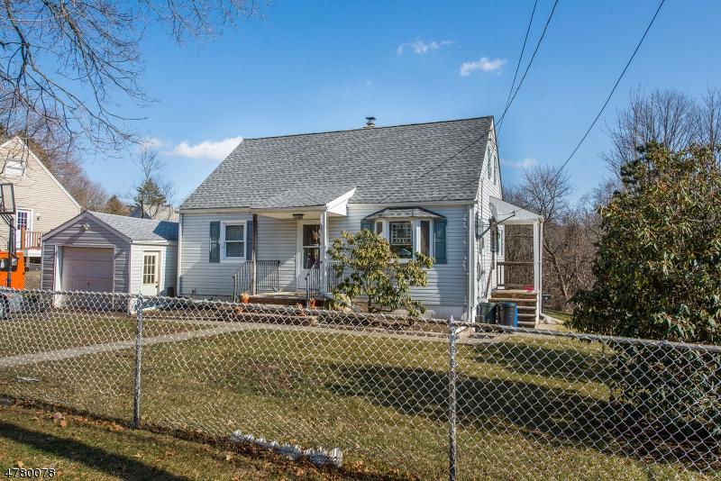 Maison unifamiliale pour l Vente à 6 BIRCHWOOD Road Randolph, New Jersey 07869 États-Unis