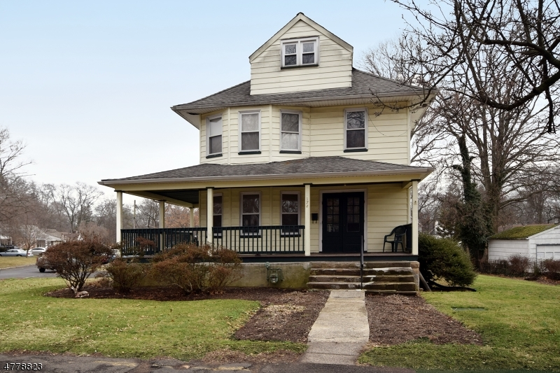 Single Family Home for Sale at 174 Midway Avenue Fanwood, New Jersey 07023 United States