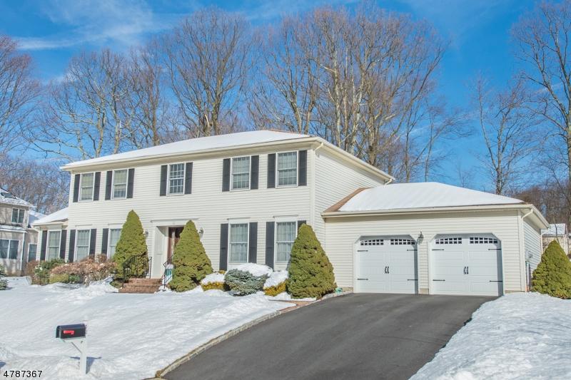 Casa Unifamiliar por un Venta en 12 Cambridge Drive Rockaway, Nueva Jersey 07866 Estados Unidos