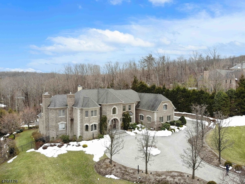 Single Family Home for Sale at 25 Brams Hill Drive Mahwah, New Jersey 07430 United States