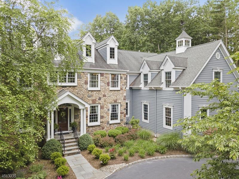 Частный односемейный дом для того Продажа на 29 OAK GROVE Road Raritan, Нью-Джерси 08822 Соединенные Штаты