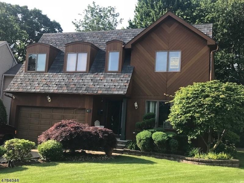 Vivienda unifamiliar por un Venta en 40 Pieretti Court Bloomfield, Nueva Jersey 07003 Estados Unidos