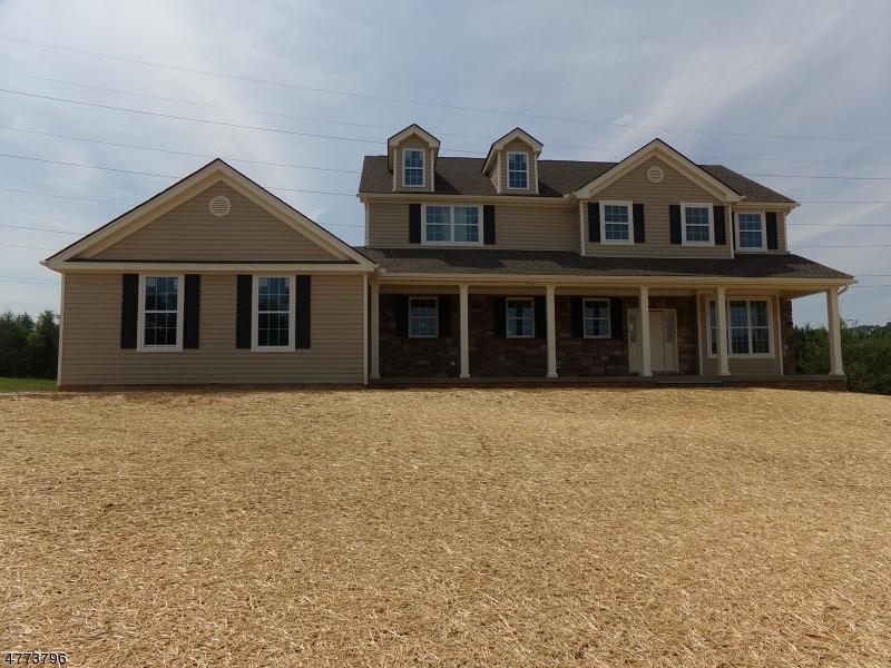 Casa Unifamiliar por un Venta en 10 Highlands Way Lopatcong, Nueva Jersey 08865 Estados Unidos