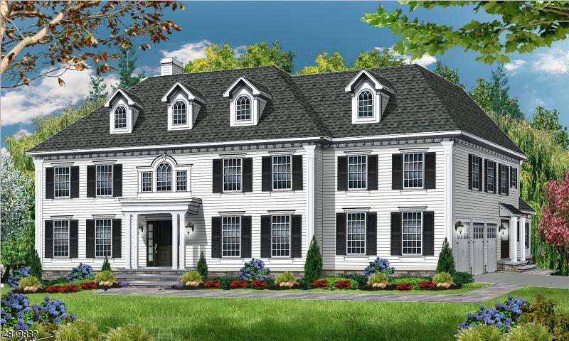 Частный односемейный дом для того Продажа на 281 HARTSHORN Drive Millburn, Нью-Джерси 07078 Соединенные Штаты