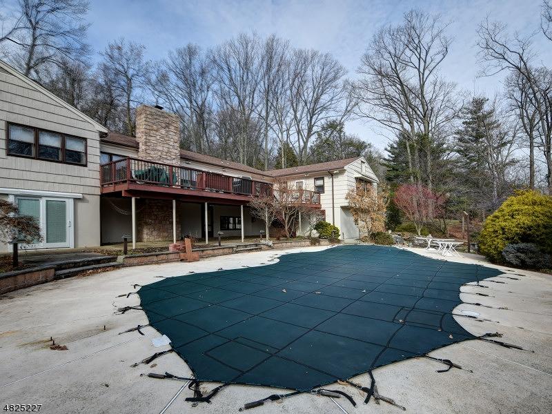 独户住宅 为 销售 在 1543 DEER PATH Mountainside, 新泽西州 07092 美国