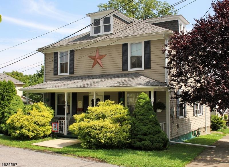 獨棟家庭住宅 為 出售 在 601 GARFIELD Street Alpha, 新澤西州 08865 美國