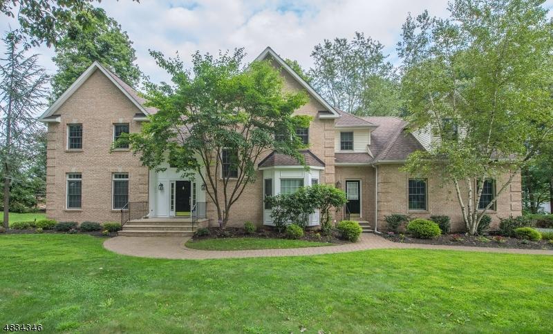 Maison unifamiliale pour l Vente à 1 BARBARA Drive Randolph, New Jersey 07869 États-Unis