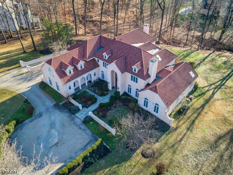Tek Ailelik Ev için Satış at 23 TANGLEWOOD Drive Hopewell, New Jersey 08560 Amerika Birleşik Devletleri