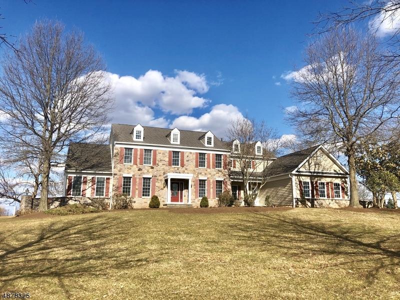Maison unifamiliale pour l Vente à 17 CHRISTIE WAY Branchburg, New Jersey 08853 États-Unis