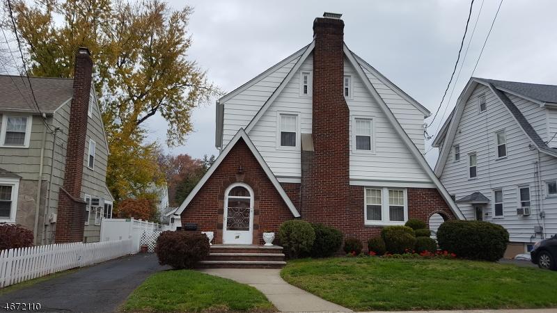 独户住宅 为 销售 在 16 Ernst Avenue 布鲁姆菲尔德, 07003 美国