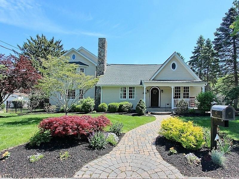 独户住宅 为 销售 在 47 Norwood Drive Gillette, 07933 美国
