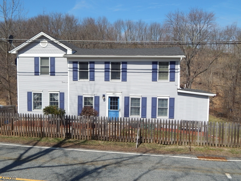 Single Family Home for Sale at 387 Wertsville Road East Amwell, New Jersey 08551 United States
