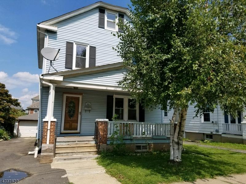 Casa Unifamiliar por un Alquiler en 89 Henderson Street Phillipsburg, Nueva Jersey 08865 Estados Unidos