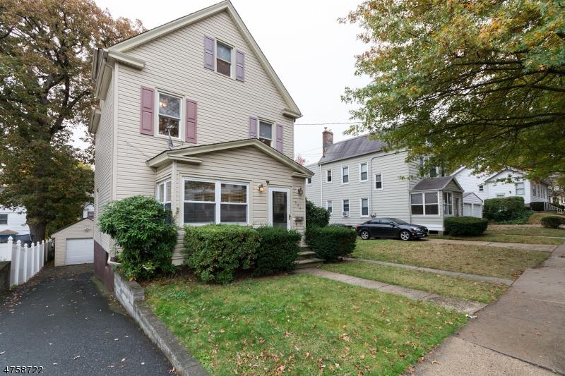 واحد منزل الأسرة للـ Sale في 406-408 DE WITT Avenue 406-408 DE WITT Avenue Belleville, New Jersey 07109 United States