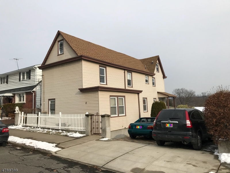 Single Family Home for Rent at 8 Willie Street Haledon, New Jersey 07508 United States
