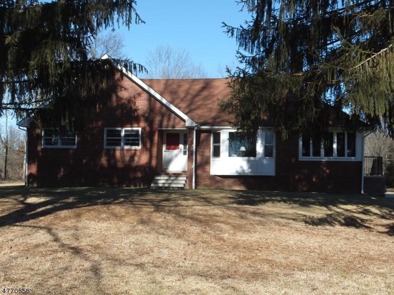 Casa Unifamiliar por un Venta en 346 County Road 519 Kingwood, Nueva Jersey 08559 Estados Unidos