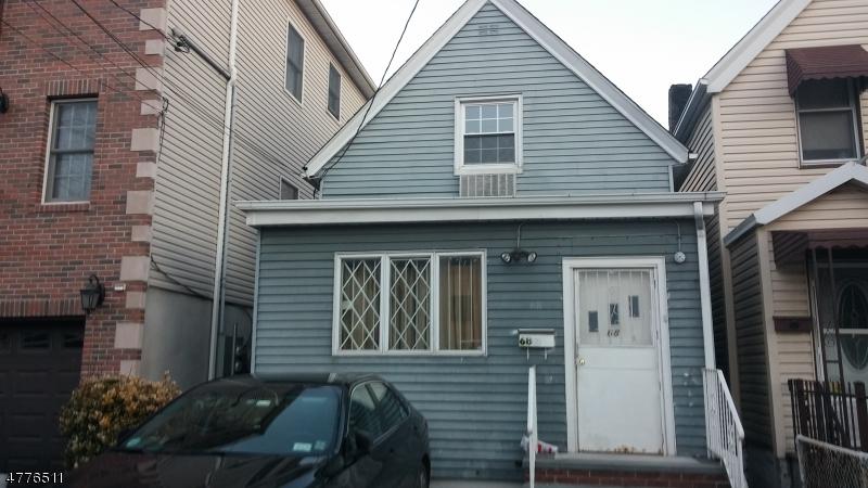独户住宅 为 出租 在 68 Corbin Avenue 泽西城, 新泽西州 07306 美国