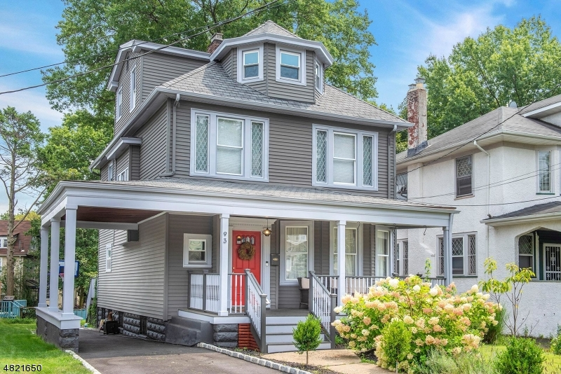 Single Family Home for Rent at 93 ELM Street Montclair, New Jersey 07042 United States