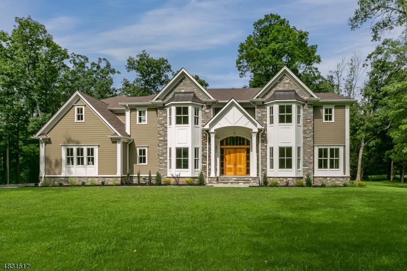 Einfamilienhaus für Verkauf beim 60 ANNIN Road Bernards Township, New Jersey 07931 Vereinigte Staaten
