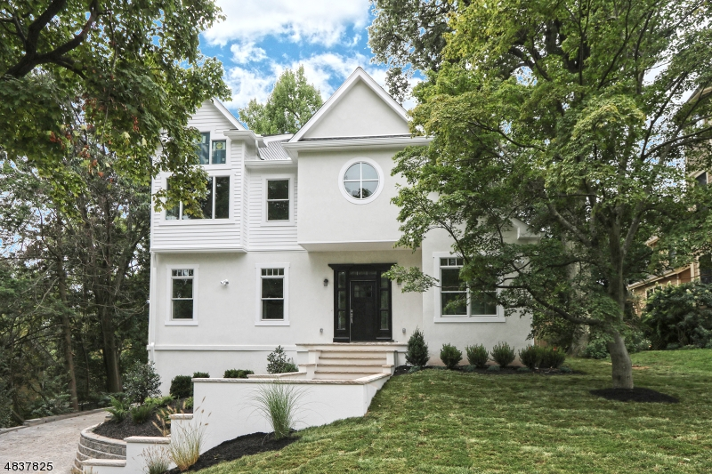 Single Family Home for Sale at 112 BELLEVUE Avenue Montclair, New Jersey 07043 United States
