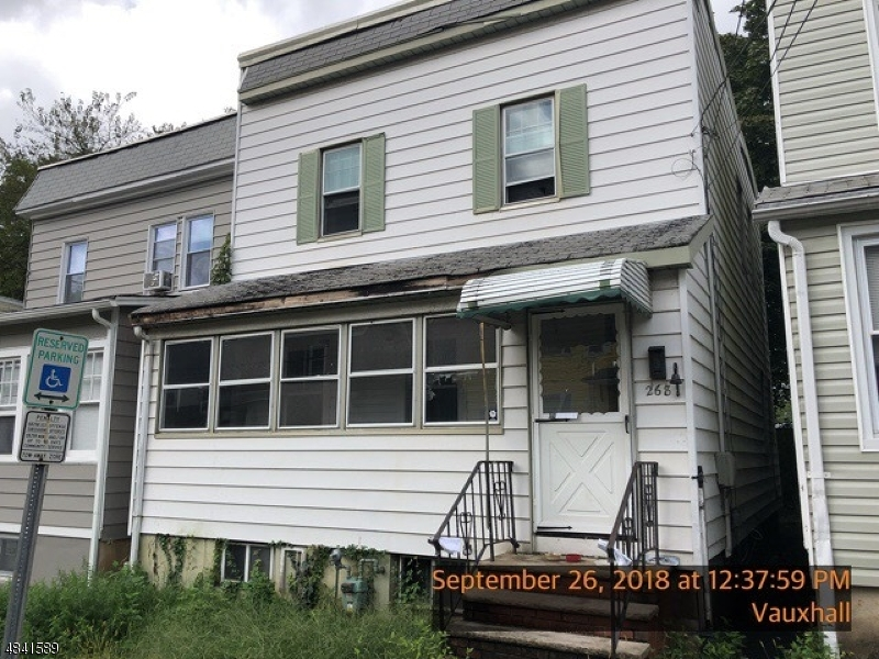 Single Family Home for Sale at 268 MONTCLAIR Avenue Union, New Jersey 07088 United States