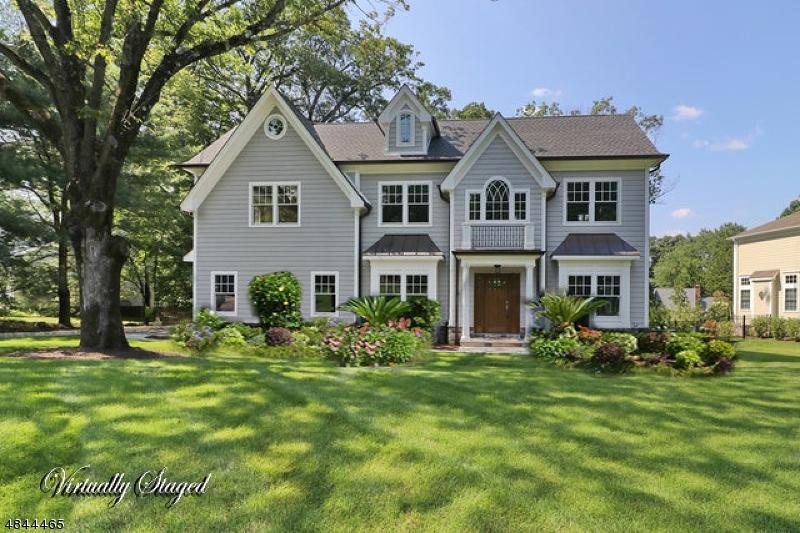 Частный односемейный дом для того Аренда на 41 SPENSER Drive Millburn, Нью-Джерси 07078 Соединенные Штаты