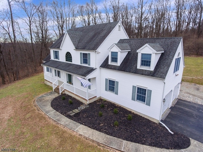 Single Family Home for Sale at 217 SHIRE Road Holland Township, New Jersey 08848 United States