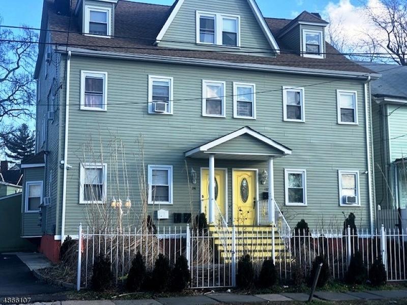 多户住宅 为 销售 在 122 PARK Street Orange, 新泽西州 07050 美国
