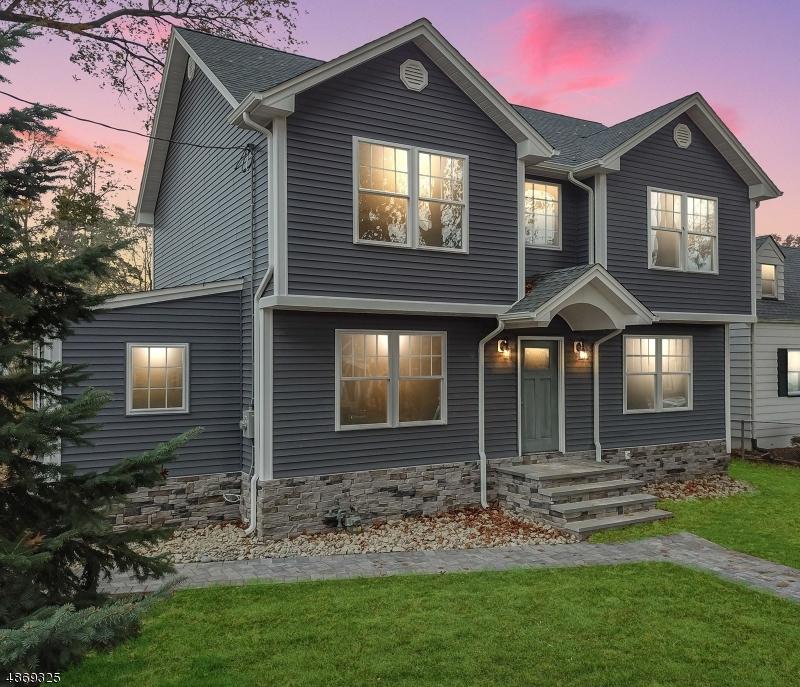 Частный односемейный дом для того Продажа на 1536 LAMBERT Street Rahway, Нью-Джерси 07065 Соединенные Штаты