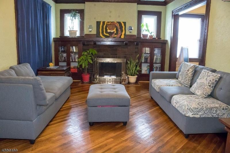 Single Family Home for Sale at 51 LESLIE ST 51 LESLIE ST East Orange, New Jersey 07017 United States