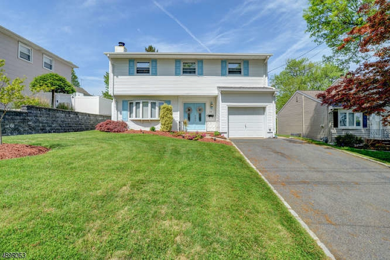 Single Family Home for Sale at 12 SHARLENE RD Nutley, New Jersey 07110 United States