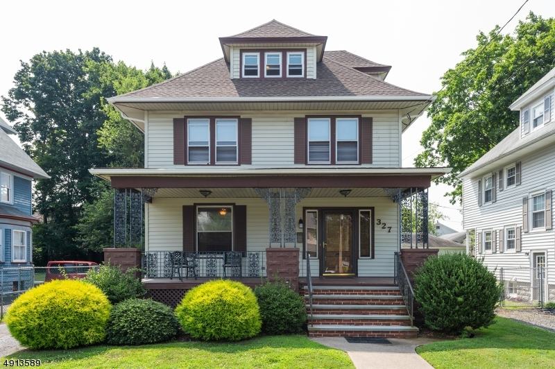 Single Family Homes for Sale at Dunellen, New Jersey 08812 United States