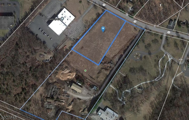 Land for Sale at Lafayette, New Jersey 07848 United States