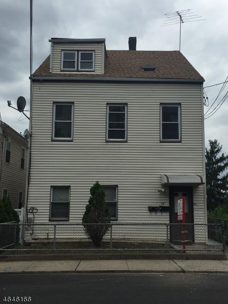 Многосемейный дом для того Продажа на Address Not Available Paterson, Нью-Джерси 07501 Соединенные Штаты